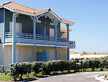 Biscarrosse - Vakantiehuis Indigo II