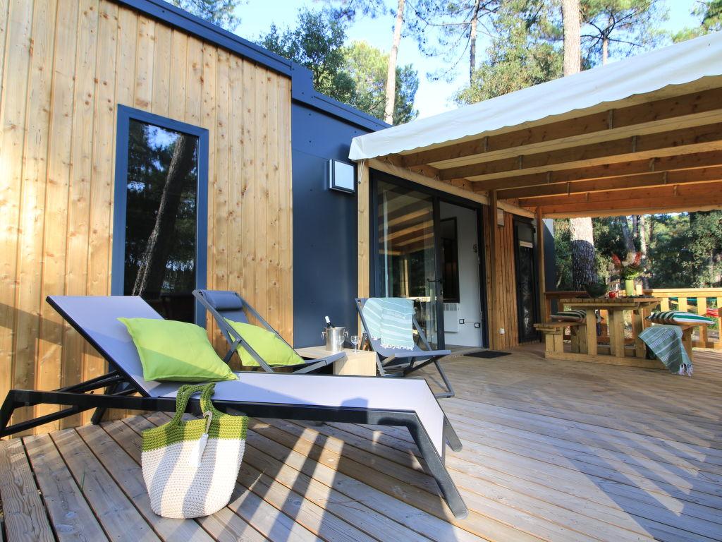 Ferienhaus Green Resort - MH Cocoon (ONR212) Ferienhaus in Frankreich