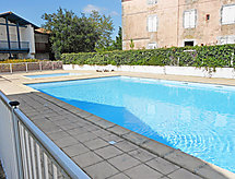 Les Hauts d'Orleguy mit Erlebnispark in der nähe und Pool