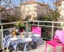 Appartement Axturia, Biarritz, Zomer