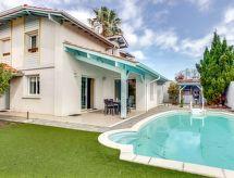 Anglet - Maison de vacances Villa Aguilera
