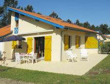 Saint Julien-en-Born - Vakantiehuis Village Océlandes (SJB100)