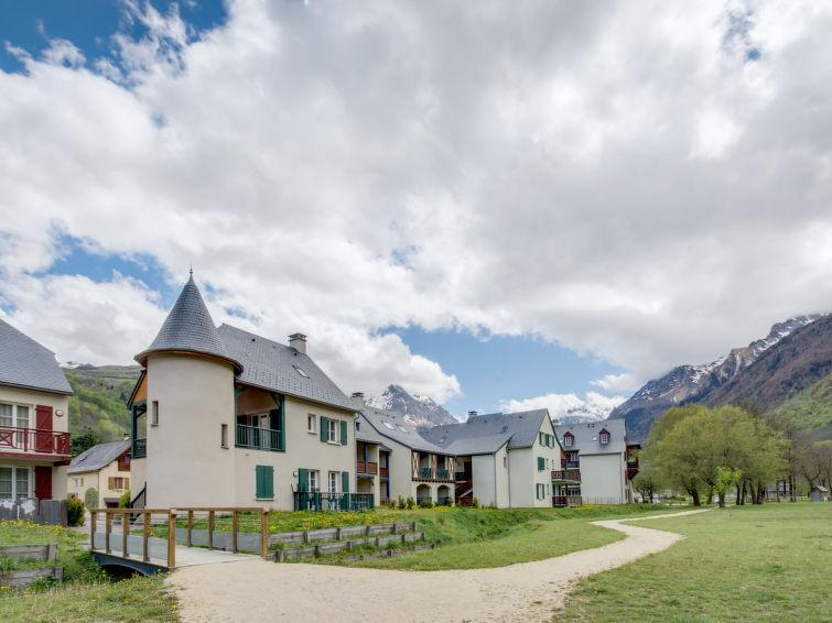 Les Jardins de Balnéa - Apartment - Valle du Louron / Loudenvielle