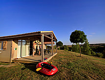 Monclar de Quercy - Casa de vacaciones Hameaux des Lacs