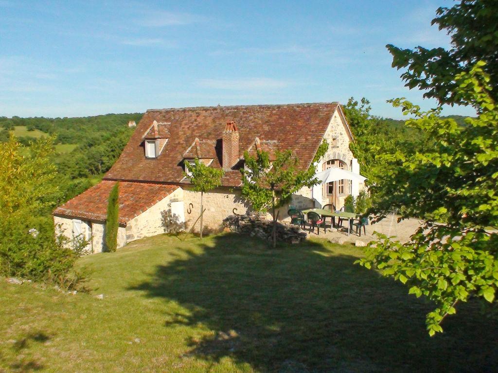Ferienhaus La Grange (CRN100) (443149), Carennac, Lot, Midi-Pyrénées, Frankreich, Bild 1