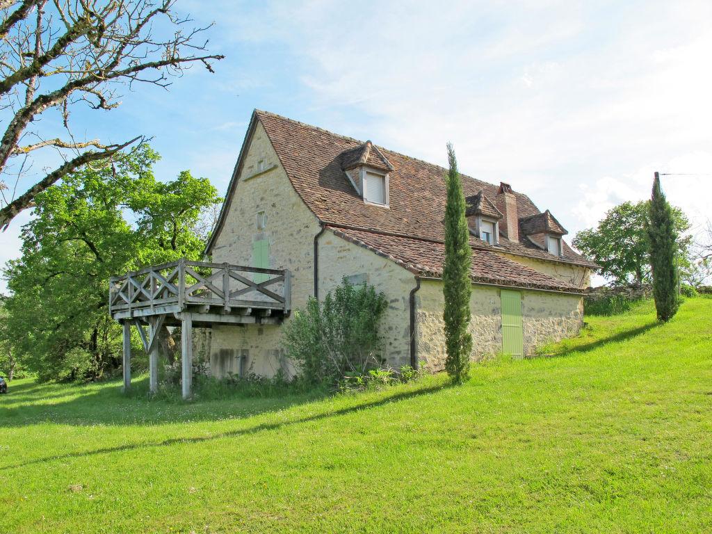 Ferienhaus La Grange (CRN100) (443149), Carennac, Lot, Midi-Pyrénées, Frankreich, Bild 14