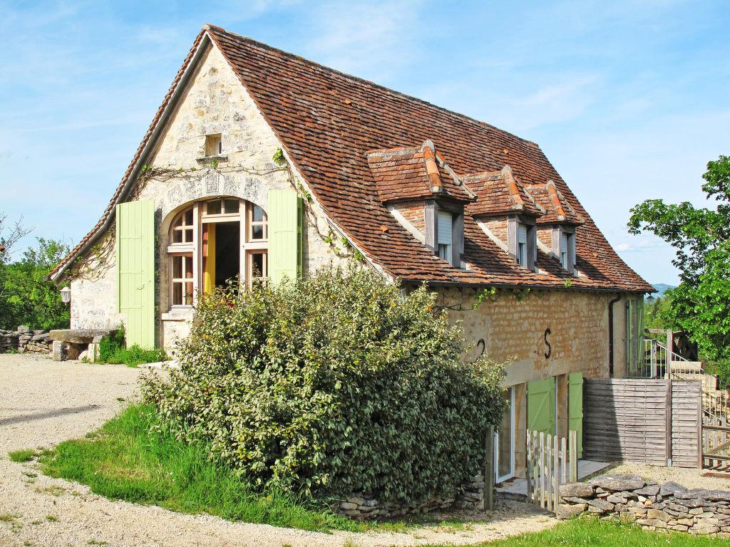 Ferienhaus La Grange (CRN100) (443149), Carennac, Lot, Midi-Pyrénées, Frankreich, Bild 15