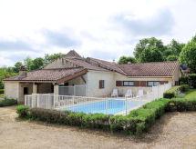 saint Matré - Ferienhaus Ferienhaus mit Pool (SAX400)