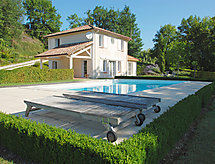 Montcuq - Holiday House Lapeyriere