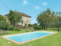 Cancon - Ferienhaus Ferienhaus mit Pool (NCO300)