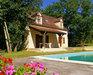 Ferienhaus Les Chenes, Salviac, Sommer