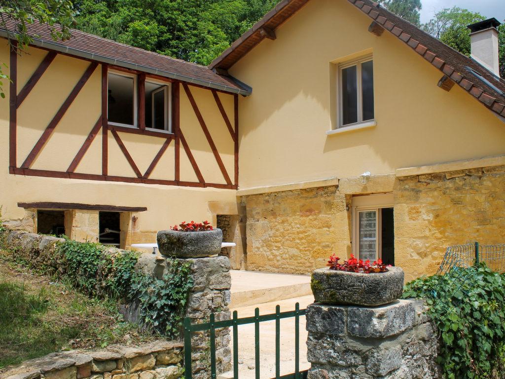 Ferienhaus d'Olivia (LAE200)