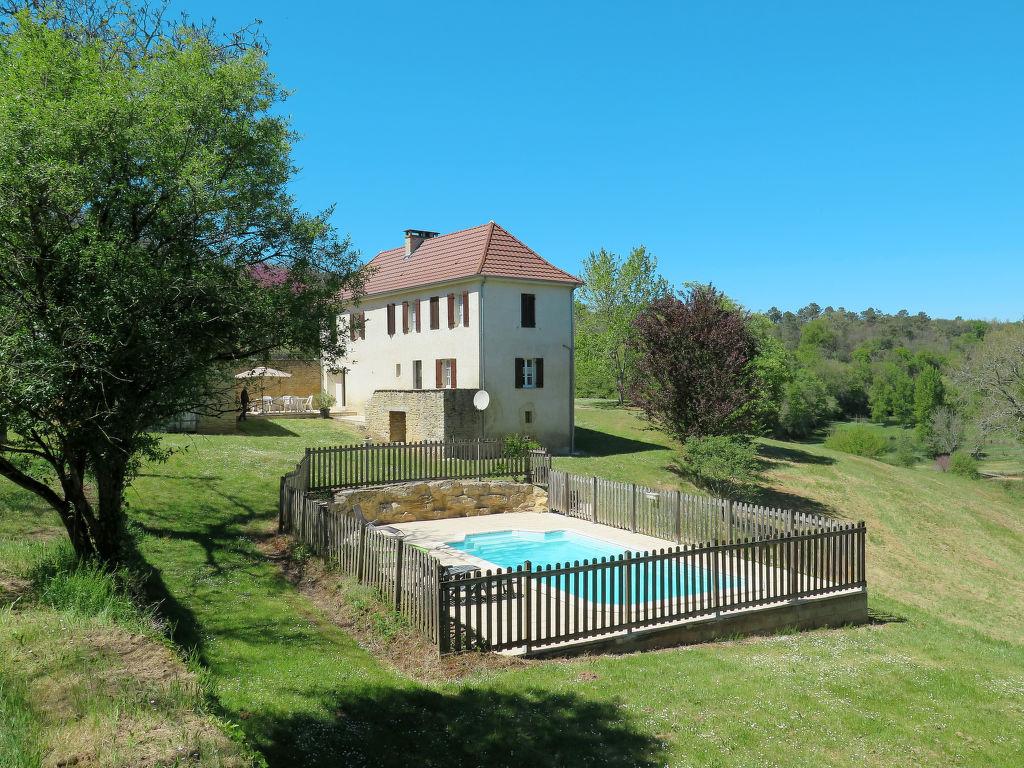 Holiday house Le Grenouillet (PSS200) (442938), Proissans, Dordogne-Périgord, Aquitania, France, picture 1
