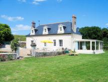 St Cyr sur Loire - Maison de vacances Ferienhaus (SNZ100)