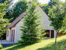 Aubazine - Vakantiehuis La Châtaigneraie