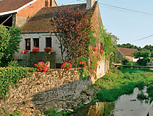 Semur en Auxois - Ferienhaus L'Ozerain