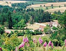 Etang sur Arroux - Maison de vacances La Maison du Chateau