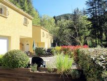 Vals Les Bains - Ferienwohnung Anlage mit Pool (VBS431)