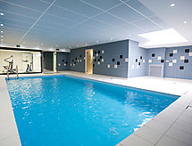 Lagrange Strasbourg Wilson with indoor pool and tv