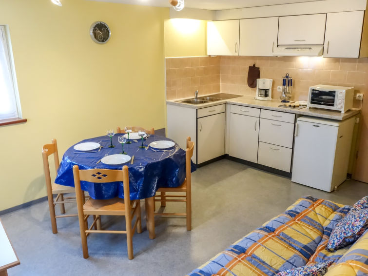 Résidence jaune et rose - Apartment - Marckolsheim