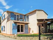 Bendejun/Coaraze - Vakantiehuis Ferienhaus mit Pool (COA110)
