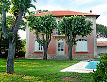 Vauvert - Ferienhaus Le Clos Valdet