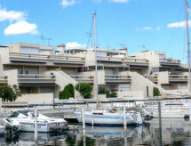 Port Camargue - Apartment Les Marinas d'Ulysse IV