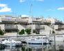 Apartamento Les Marinas d'Ulysse IV, Port Camargue, Verano