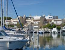Port Camargue - Appartement Marinas Pénélope