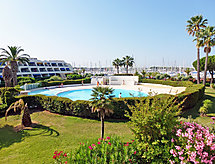 Port Camargue - Appartement Les Jardins du Port