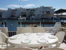 Port Camargue - Appartement Les Marines de la Plage I