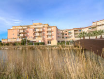 Port Camargue - Appartement Les Rives du Lac