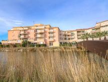Port Camargue - Appartement Les Rives du Lac