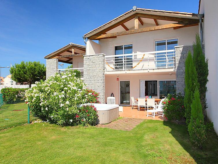 Ferienhaus Lu0027Ile Saint Martin, Cap Du0027Agde, Sommer