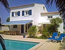 Cap d'Agde - Maison de vacances Clos Sainte Thérèse