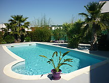 Cap d'Agde - Vakantiehuis Villa du Capiscol