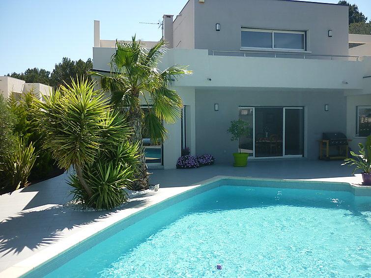 Villa du Capiscol - Chalet - Cap d'Agde