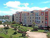 Cap d'Agde - Appartement Abbaye du Cap-Les Jardins du Port
