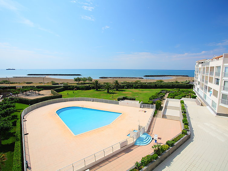 Cap DAgde France Appartement Les Rivages De Rochelongue Fr