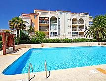 Cap d'Agde - Appartement Le Lagon Bleu