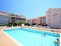 Francie, Hérault-Aude, Cap d'Agde