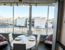 Cap d'Agde - Appartement Archipel III