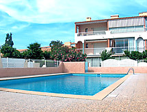 Cap d'Agde - Holiday House Les Cristallines