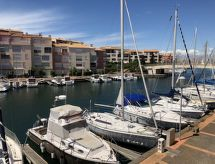 Cap d'Agde - Ferienwohnung Résidence Avant Port
