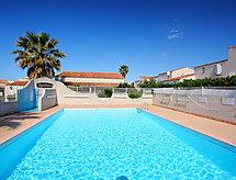 Cap d'Agde - Vakantiehuis Hacienda Beach II