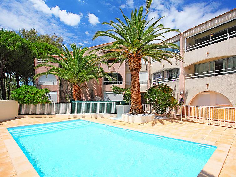 Apartment Le Florid, Cap Du0027Agde, Summer
