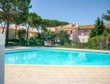 Cap d'Agde - Ferienwohnung Résidence Eurêka