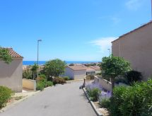Saint Pierre La Mer - Vakantiehuis Mer Indigo