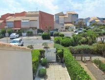 Narbonne-Plage - Apartment Les Balcons de la Méditerranée