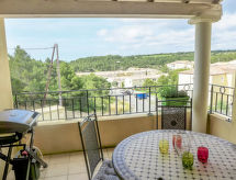 Narbonne-Plage - Appartement Roquemer 2